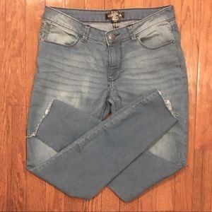GENERRA stretch jeans size 9 juniors